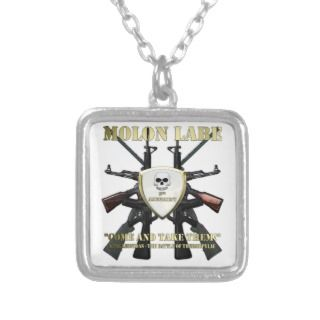 Molon Labe   2nd Amendment Pendant