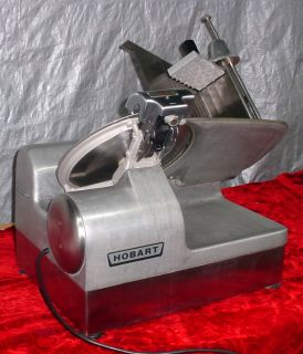 Hobart 1712E Automatic Heavy Duty Meat Commercial Deli Slicer 1712 w