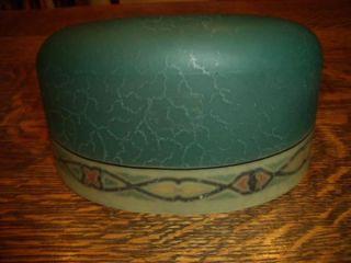 Verdelite Reverse Painted Shade for Bellova McFaddin Table Lamp Faries