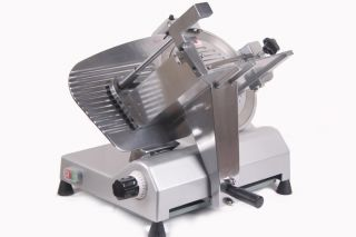 12 Electric Meat Deli 270W Commercial Grade Meat Slicer New B9