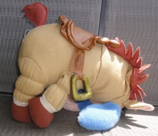 Disney Eeyore as Bullseye Stuffed Animal Plush Winnie The Pooh Toy