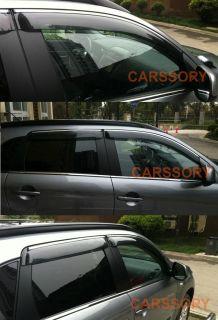 2012 2013 Mazda CX5 CX 5 Wind Deflectors Side Window Door Vent Visor
