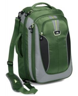 High Sierra Rolling Backpack with Removable Daypack, AT 6 Carry On