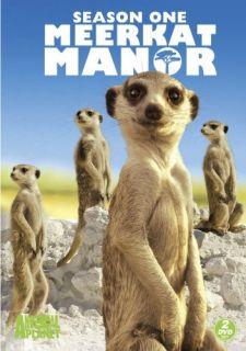 Meerkat Manor Season 1 New SEALED DVD Animal Planet