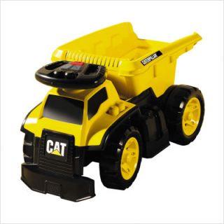 Mega Brands Mega Bloks Cat 3 in 1 Ride on Dump Truck 130896