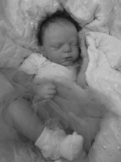 Sweet Victoria by Olga Auer Baby Reborn by Mels Lil Angels Handmade