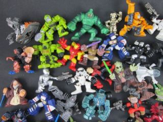 Heroes Galactic Transformers Robot Marvel Super Hero Squad
