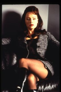 1997 35mm Slide Melinda Clarke Actress from Spawn