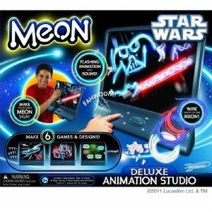 Super Power Meon Deluxe Interactive Animation Studio, Star Wars Lite