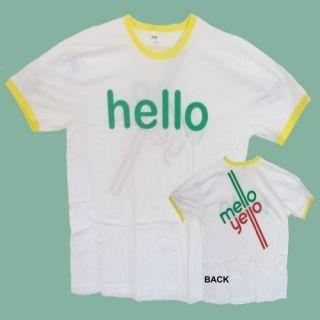 Mountain Dew Mello Yello T Shirt Size XL