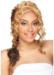 Model Model Braided Lace Front Wig Rapunzel