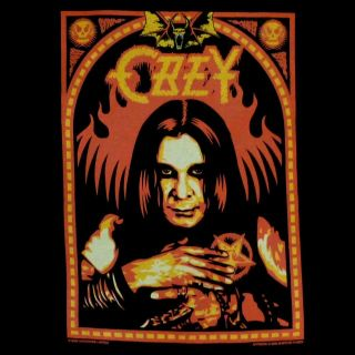 Ozzy Osbourne Fairy Obey Official Shirt L New