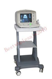 Portable Medical Trolley Cart Mobile Cart for Ultrasound Scanner Free