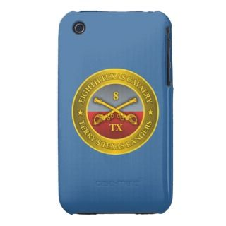 Terrys Texas Rangers iPhone 3 Cover