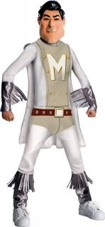 Megamind Metro Man Child Costume