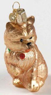 Merck Familys Old World Christmas Cairn Terrier Dog 9443509