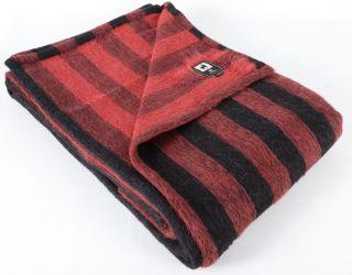 New Fine Alpaca Merino Wool Blanket 92x 78 Queen Size
