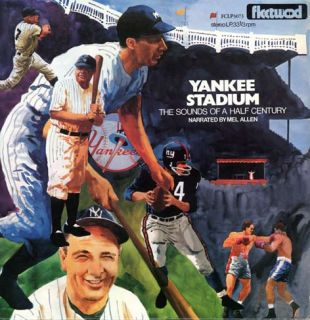First 50 Years of Yankee Stadium CD New New York Yankees