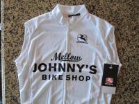 Mellow Johnnys Lance Armstrong Livestrong Bike Cycling Jersey Bib
