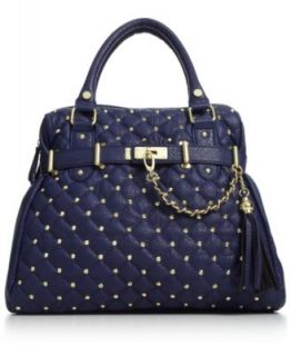 Steve Madden Handbag, Brockit Studded Satchel   Handbags & Accessories