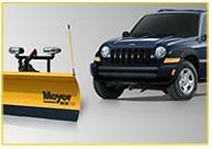 Meyer Drive Pro 76 Snow Plow