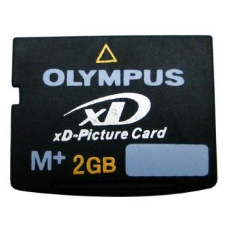 New Olympus 2GB Type M XD Picture Memory Card 2G