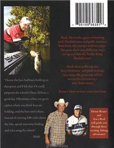 Strike King Bass Fishing Stumps Trees V5 DVD New