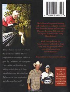 Strike King Bass Fishing Stumps Trees V5 DVD New