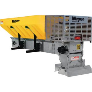Meyer Electric Polyhawk Spreader w Wireless Remote 2 CU yd Cap Model