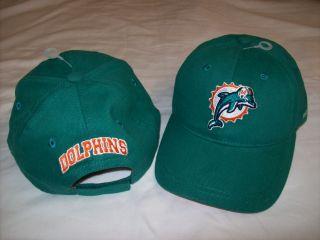 Miami Dolphins Reebok Toddler Adjustable Cap Hat