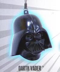 Star Wars Ring Bell Mascot Collection Darth Vader