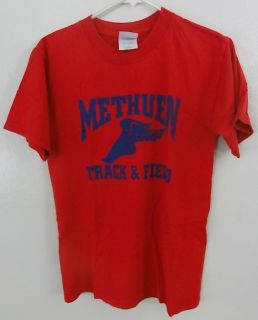 Methuen Massachusetts Track Field Running T Shirt S