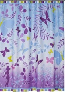 Tinkerbell Fairy Disney Shower Curtain Sale New Fairies
