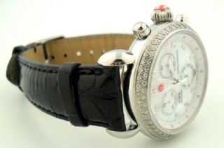 Michele CSX 36 Day Diamond Ladies Watch MWW03M000001