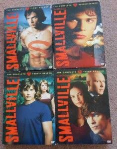 Smallville Complete Seasons 1 2 3 4