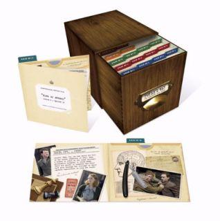 Foyles War The Complete Case Files   Seasons 1   7 (DVD)