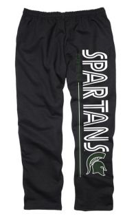 Michigan State Spartans Retrospective Sonic Sweatpant Black