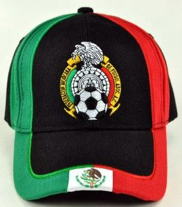 Federacion Mexicana de Futbol Asociacion A C Black