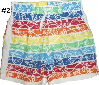 Boys Swim Trunks Bathing Suit Swimsuit Shorts Baby Toddler Summer