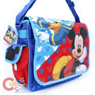Mickey Mouse Friends School Messenger Bag Diaper Bag 2