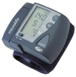 Features of Microlife 3BU1 4 Automatic Wrist Blood Pressure Monitor