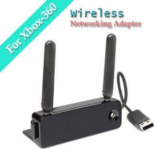Wireless Network Adapter WIFI A/B/G & N new for Microsoft Xbox 360
