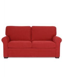 Grace Fabric Sofa Bed, Queen Sleeper 76W x 41D x 38H