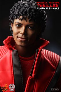 Hot Toys Michael Jackson Thriller 1 6 Figure MISB