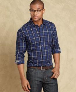 Tommy Hilfiger Shirt, Fitz James Long Sleeve Slim Fit Shirt