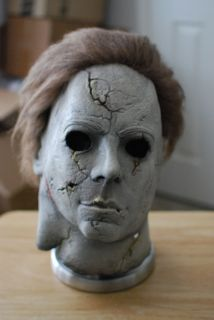 Halloween Michael Myers RZ H1 Latex Mask not Freddy Jason Leatherface