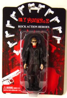 Mikey Way Figure My Chemical Romance New