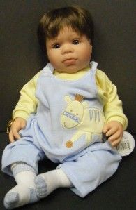 2006 Cuddly Critters Boy Lee Middleton Doll Company Reva Schick 218 of