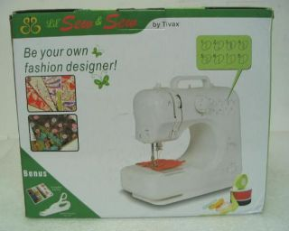Michley LSS 505 Lil Sew Sew Multi Purpose Sewing