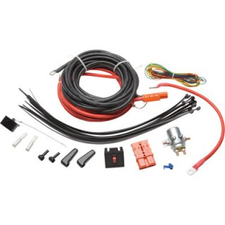 Mile Marker Rear Mount Electric Winch Quick Disconnect Kit 76 93 53000